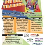 Free Pit Bull Training albuquerque
